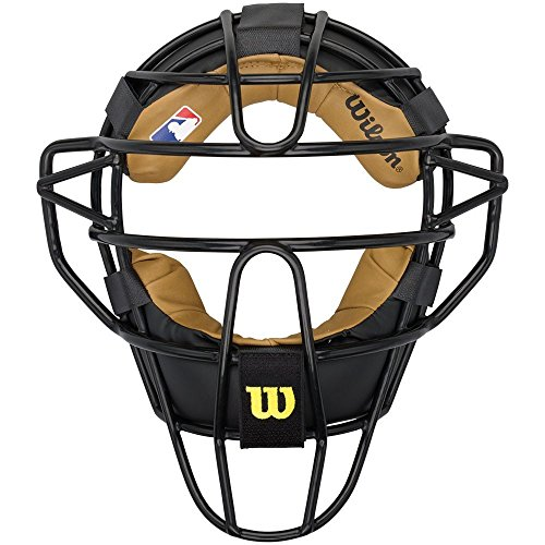Wilson Dyna-Lite Steel Catcher's Facemask, ()
