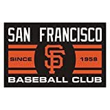 FANMATS 18482 San Francisco Giants Baseball Club Starter Rug
