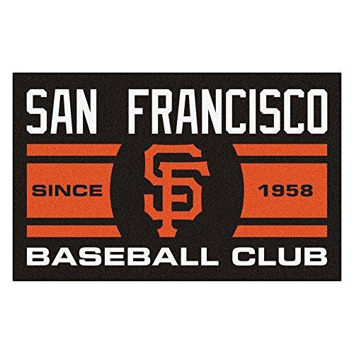 FANMATS 18482 San Francisco Giants Baseball Club Starter Rug ()
