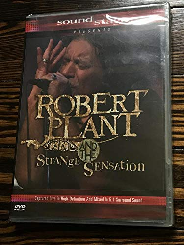 Robert Plant & The Strange Sensation - Soundstage: Live by PLANT,ROBERT
