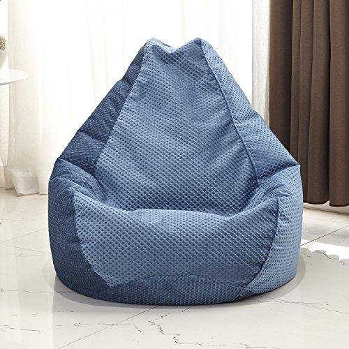 Milton Greens Stars Adult Diamond-Weave Bean Bag, ()