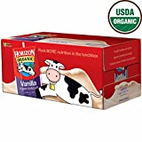 Horizon Organic Vanilla Low-Fat Milk, 18 pk./8 oz. (pack of 6)