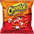 Cheetos Cheese Snacks, Crunchy, 2-Ounce Large Single Serve Bags (Pack of 64)