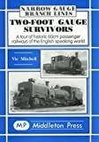 Narrow Guage Branch Lines - Two-foot Guage Survivors: A Tour of Historic 60cm Passenger Railways of the English Speaking World (Narrow Gauge)