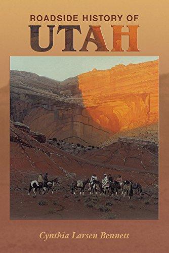 Roadside History of Utah (Roadside History Series)
