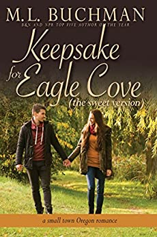 Keepsake for Eagle Cove (sweet): a small town Oregon romance (Eagle Cove - sweet Book 4) by [Buchman, M. L. ]