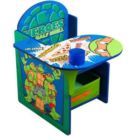 Nickelodeon - Silla de Escritorio con contenedor de ...