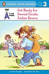 Get Ready for Second Grade, Amber Brown (A Is for Amber Book 4) Kindle Edition