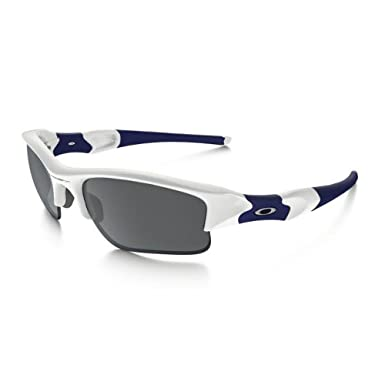 1c363399e8 Amazon.com  Oakley Men s Flak Jacket Xlj Iridium Rectangular ...