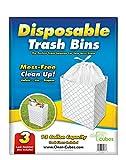 Clean Cubes 13 Gallon Disposable Sanitary Trash