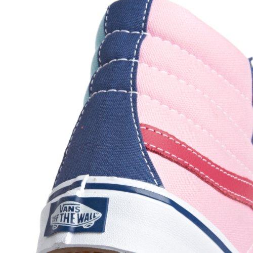 Vans  U Sk8-hi Slim,  Unisex-Erwachsene Sneakers Bunt
