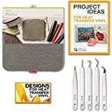 Cricut Easy Press Mat & Weeding Tools Bundle