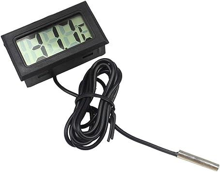 Digital Thermometer Kühlschrank Gefrierschrank universal 20 ° C bis 50 ° C DE