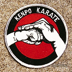 Kenpo Patch - 6