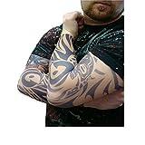 Tattoo Sleeves - Vodoo Spider Pair of Tattoo Sleeves #10