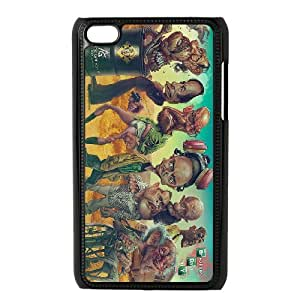 Ipod Touch 4 Phone Case for Breaking Bad pattern design GQBKB753032