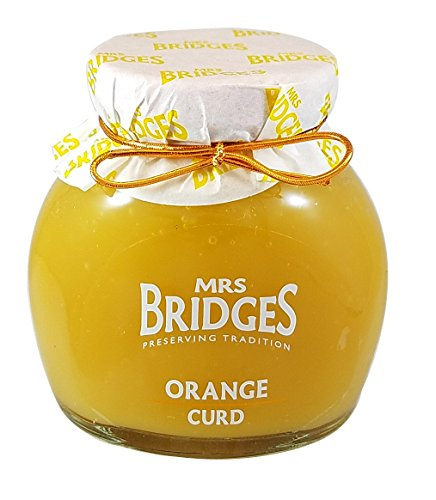 Mrs Bridges Orange Curd, 12-Ounce