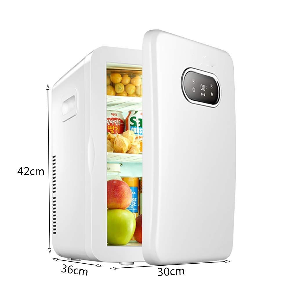 BHDYHM Escritorio refrigerador mini refrigerador pequeña oficina ...