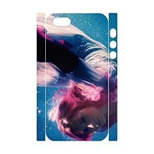 C-EUR Cell phone Protection Cover 3D Case Demi Lovato For Iphone 5,5S