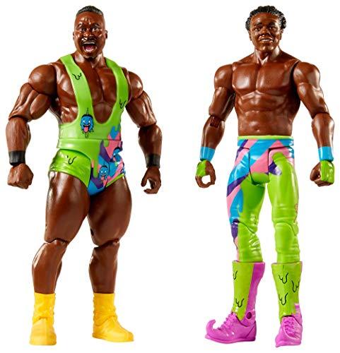 WWE Series # 51 Big E & Xavier Woods Figures, 2 Pack