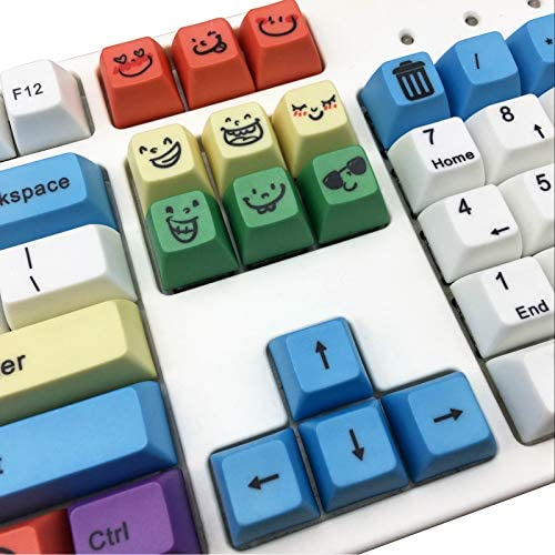 104-Key SA Keycaps PBT Keycaps Cherry MX Switch Suitable for Mechanical Keyboard