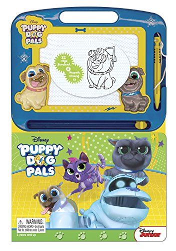 Learning Pal - Disney Jr. Puppy Dog Pals Learning Series