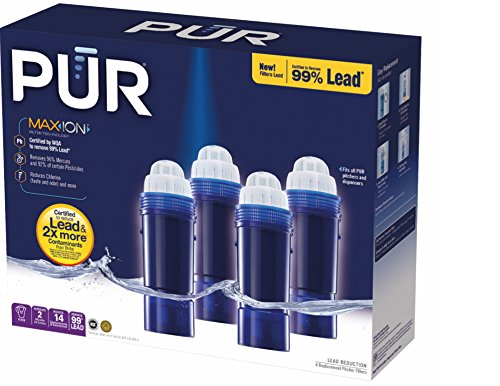 PUR Ultimate Filter Replacements (4 Pack) ()