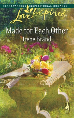 book cover of Made For Each Other