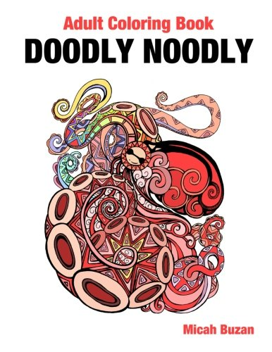 Doodly noodly adult coloring book fara books for Doodly free