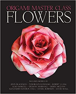 Origami Master Class Flowers Marcio Noguchi Sherry Gerstein 0859574003401 Amazon Books
