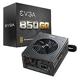 EVGA 850 GQ, 80+ GOLD 850W, Semi Modular, EVGA ECO Mode, 5 Year Warranty, Power Supply 210-GQ-0850-V1