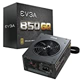 EVGA 850 GQ, 80+ Gold 850W, Semi Modular, EVGA ECO Mode, 5 Year Warranty, Power Supply 210-GQ-0850-V1