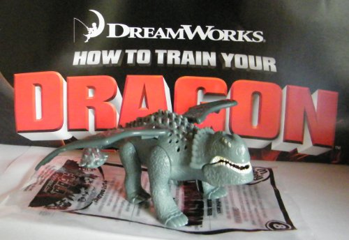 How to Train Your Dragon McDonalds Happy Meal Toy #8 ()