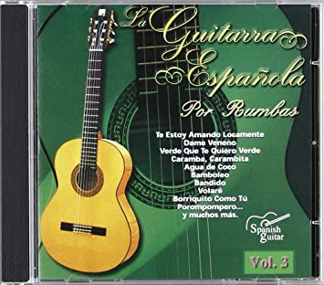 La Guitarra Española 3: Various Artists: Amazon.es: Música