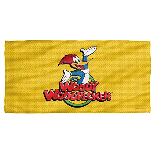 Trevco Woody Woodpecker Woody Towel (30x60) by Trevco (Image #1)