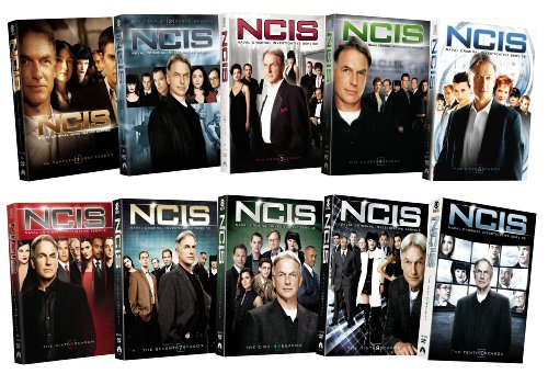 NCIS: Ten Season Pack by Paramount