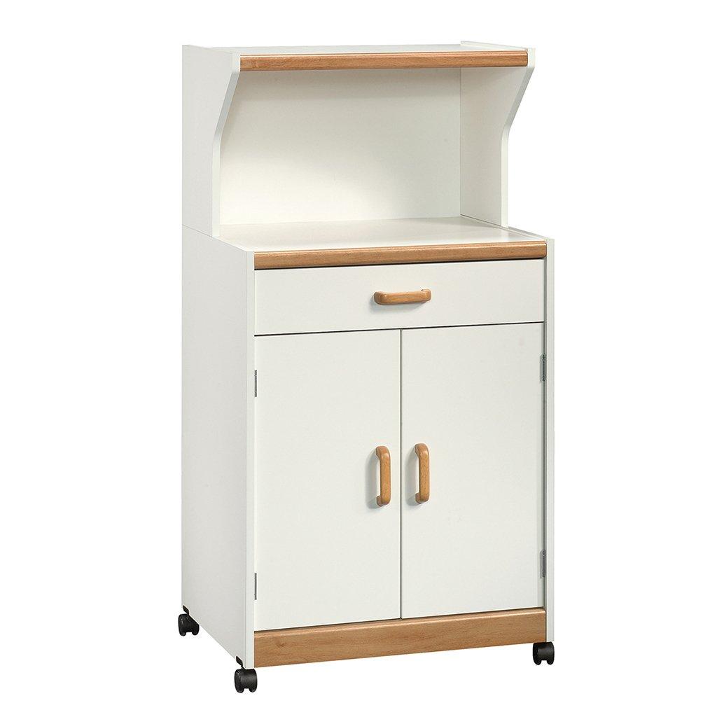 Sauder Universal Oven Cart, White 403469