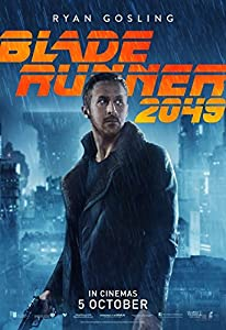 Blade Runner 2049 directed by Denis Villeneuve movie reviews