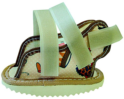 Alpha Medical Pediatric Cast Shoe (Toddler - Child's Shoe Size 8-10) ()