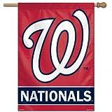 WinCraft Washington Nationals Banner 28x40 Vertical
