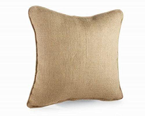 Mud Pie 4264040 Burlap Pillow