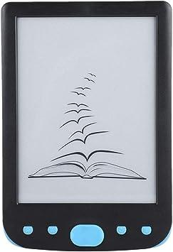 Tosuny E-Reader, Lector portátil de Libros electrónicos de 6 ...