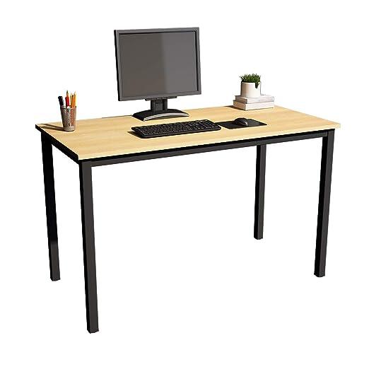 soges 120x60cm Escritorios Escritorio de Oficina Mesa de Estudio ...