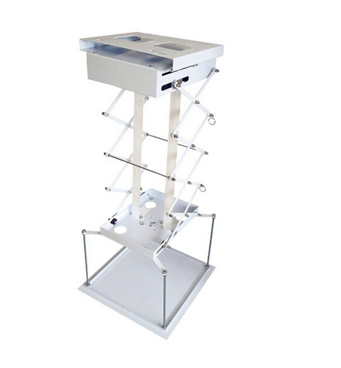 70 cm eléctrico motorizado proyector soporte de techo proyector ...