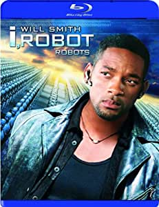 I, Robot [Blu-ray] (Bilingual)