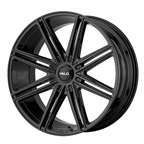 HELO HE913 GLOSS BLACK HE913 24x10 6x135.00/6x139.70 GLOSS B