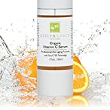 Vitamin C Serum for Face   Visibly Younger and Healthier Skin - 20% + Hyaluronic Acid, Vitamin E & Ferulic Acid   Anti-Aging, Anti-Wrinkle Spa Formula Helps Repair Sun Damage, Reduce Dark Spots