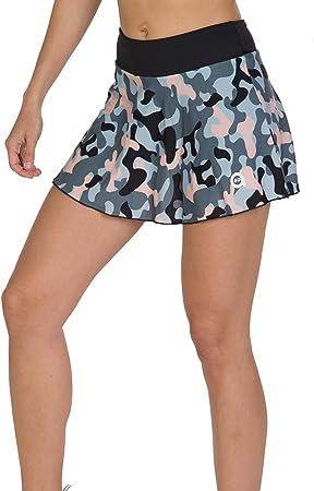a40grados Sport & Style, Falda Fiel, Mujer, Tenis y Padel (Paddle ...