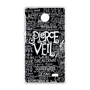 Pierce the veil Phone Case for Nokia Lumia X Case