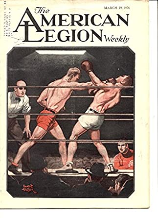 Image result for american legion boxing